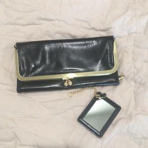 Black Hobo International wallet